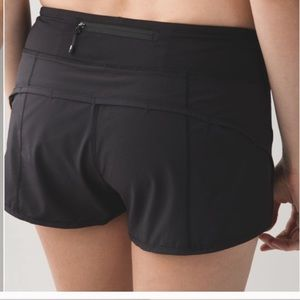 lululemon athletica Shorts - Lululemon speed up short 2.5 seem